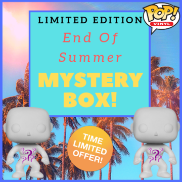 POP! End Of Summer Mystery Box LE