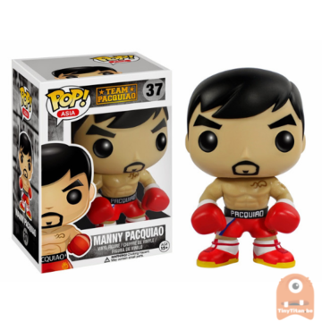 POP! Asia Manny Pacquiao #37 Team Pacquiao