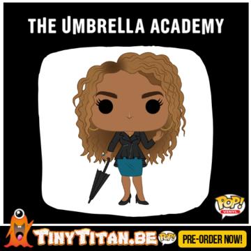 Funko POP! Allison Hargreeves - The Umbrella Academy PRE-ORDER