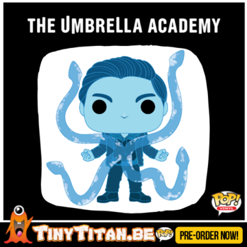 Funko POP! Ben Hargreeves - The Umbrella Academy PRE-ORDER