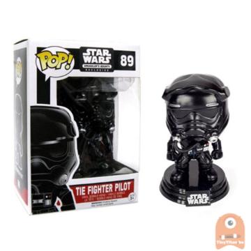 POP! Star Wars Tie Fighter Pilot (First Order) #89 Rebels