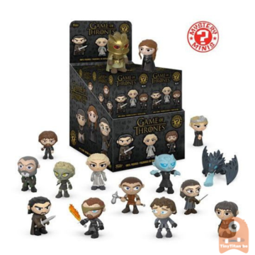 Mystery Mini Blind Box Game of Thrones Series 4