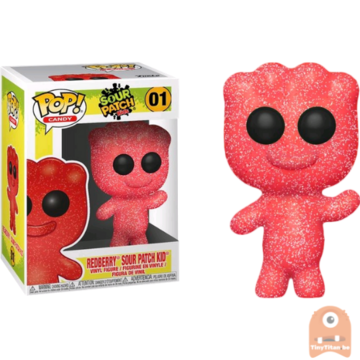 POP! Candy RedBerry Sour Patch Kid #01 Sour Patch Kid