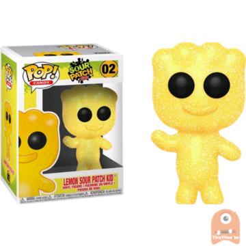 POP! Candy lemon Sour Patch Kid #02 Sour Patch Kid