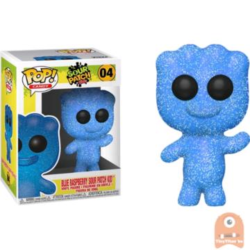 POP! Candy Blue Raspberry Sour Patch Kid #04 Sour Patch Kid