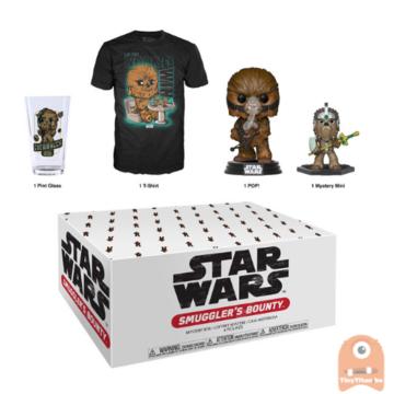 POP! Star Wars Smugglers Bounty - Wookie Theme (XL)