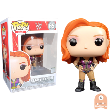 POP! Sports Becky Lynch #65 WWE