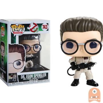 POP! Movies Dr. Egon Spengler #743 GhostBusters