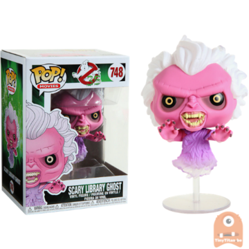 POP! Movies Scare Library Ghost #748 GhostBusters