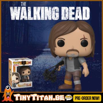 Funko POP! Daryl Scar - The Walking Dead PRE-ORDER