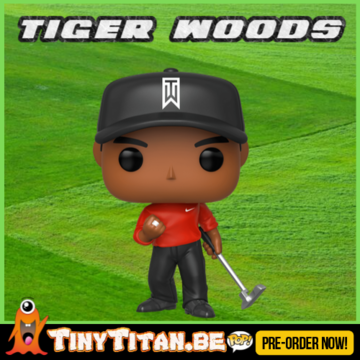 Funko POP! Tiger Woods - Sport PRE-ORDER