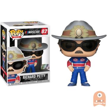 POP! Sports Richard Petty #02 NASCAR