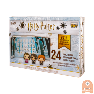 Funko Harry Potter Pocket POP! Advent Calendar Wizarding World 2019
