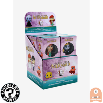 Mystery Mini Blind Box The Little Mermaid