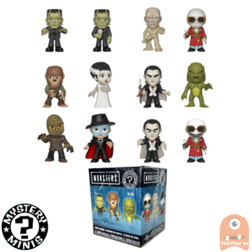 Mystery Mini Blind Box Universal Studios Monsters