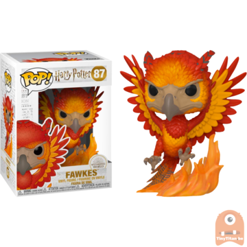 POP! Harry Potter Fawkes #87