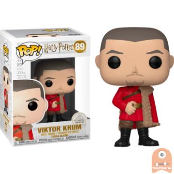 POP! Harry Potter Viktor Krum Yule Ball #89