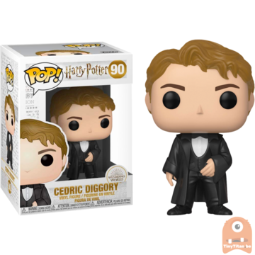 POP! Harry Potter Cedric Diggory Yule Ball #90