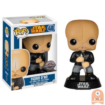 POP! Star Wars Figrin D'an #48