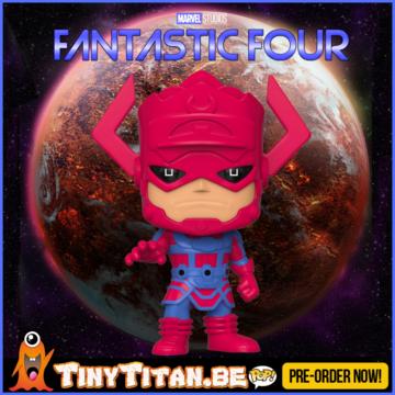Funko POP! Galactus - Marvel Fantastic Four PRE-ORDER