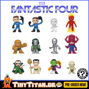 Mystery Minis Fantastic Four - Marvel Blind Box PRE-ORDER