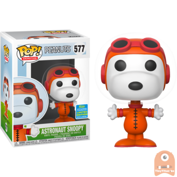 POP! Animation Astronaut Snoopy #577 Peanuts - SDCC