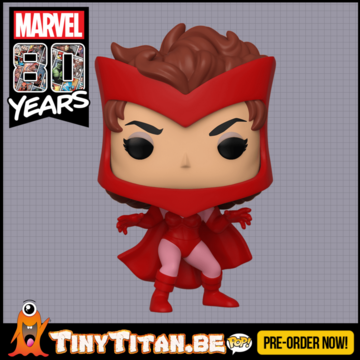 Funko POP! Scarlet Witch 1st Appearance PRE-ORDER