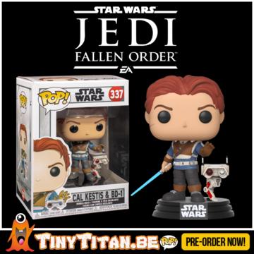 Funko POP! Jedi - Star Wars Jedi Fallen PRE-ORDER