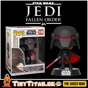 Funko POP! Inquisitor - Star Wars Jedi Fallen PRE-ORDER