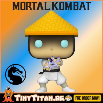 Funko POP! Raiden - Mortal Kombat PRE-ORDER