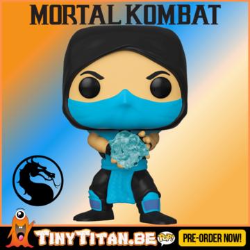 Funko POP! Sub-Zero - Mortal Kombat PRE-ORDER