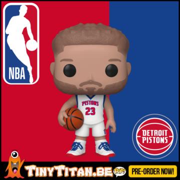 Funko POP! Blake Griffin - NBA Detroit Pistons PRE-ORDER