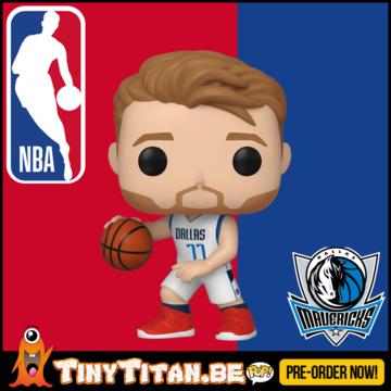 Funko POP! Luka Doncic - NBA Dallas Mavericks PRE-ORDER