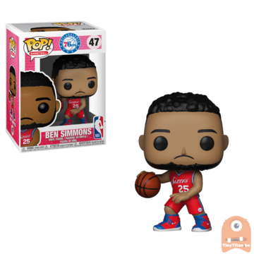 POP! Sports Ben Simmons - Philadelphia 76ers #47 NBA