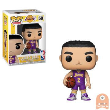 POP! Sports Lonzo Ball - LA Lakers #50 NBA