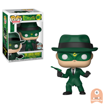 POP! Television The Green Hornet #661 Specialty Series