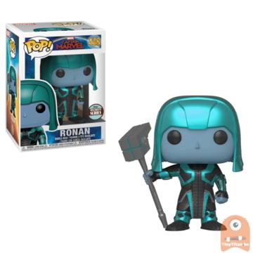 POP! Marvel Ronan #448 Captain America Excl.