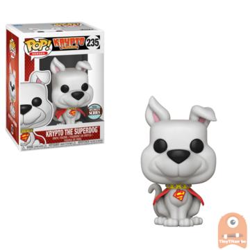 POP! Heroes krypto The Superdog #235