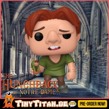 Funko POP! Quasimodo - The Hunchback of Notre Dame - Disney PRE-ORDER