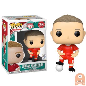 POP! Sports Jordan henderson #26 Liverpool