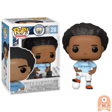 POP! Sports Leroy Sane #28 Manchester City