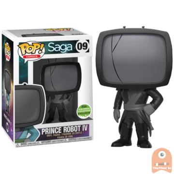 POP! Comics prince Robot IV Mourning #09 Saga - ECCC