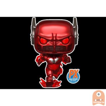 POP! Heroes Batman Red Death #283 Batman 80 Years