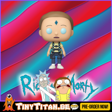 Funko POP! Death Crystal Morty - Rick & Morty PRE-ORDER