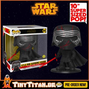 Funko POP! Star Wars Kylo Ren GITD 10 INCH PRE-ORDER