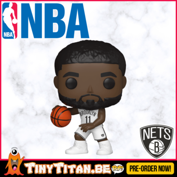 Funko POP! Kyrie Irving - NBA Nets PRE-ORDER