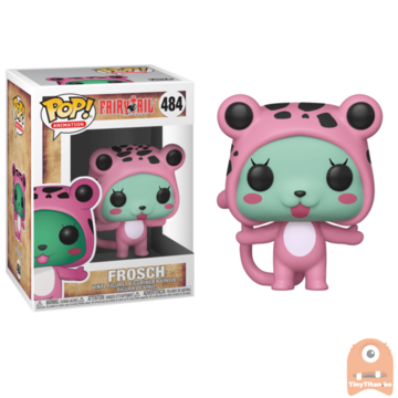 POP! Animation Frosch #484 Fairy Tail