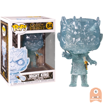 POP! Game of Thrones Night King w/ Dagger #84