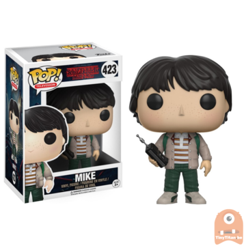 POP! Television Mike w/ Walkie Talkie #423 Stranger Things