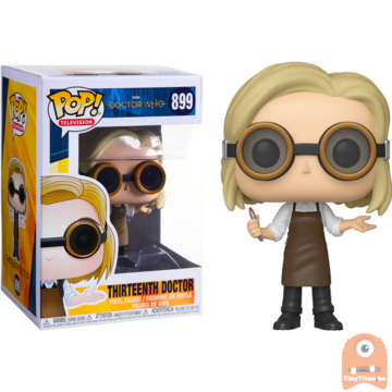 POP! Television Thirteenth Doctor w/ Goggles #899 Doctor Who